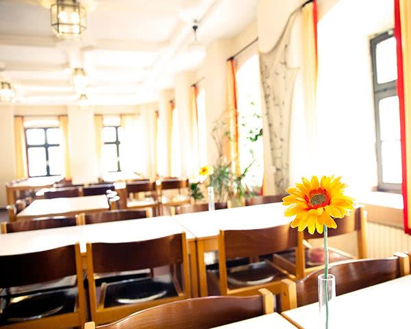 Schülerreisen Jugendherberge Würzburg: Restaurant