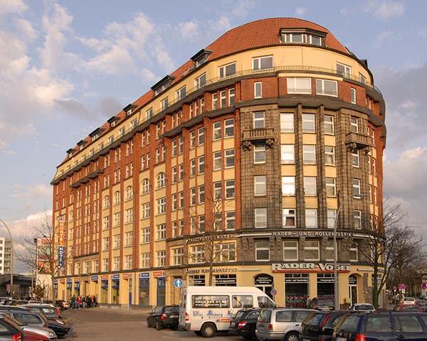 Klassenfahrt Hamburg - Ihre Unterkunft von außen