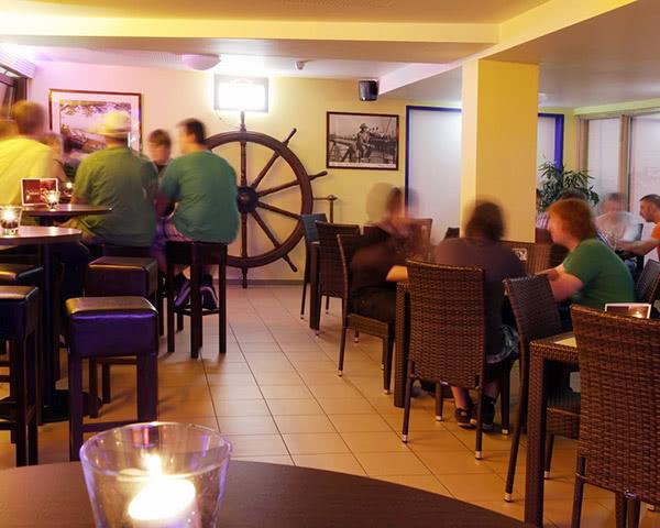 Abifahrt A&O Hostel Reeperbahn- Restaurant