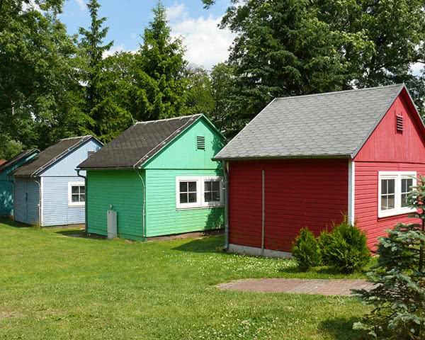Klassenfahrt Forsthaus Auerberg- Unterkunft