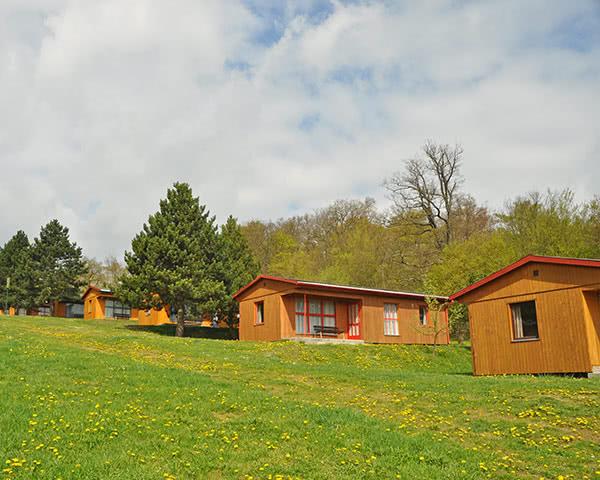 Kursfahrt KiEZ Güntersberge- Unterkunft