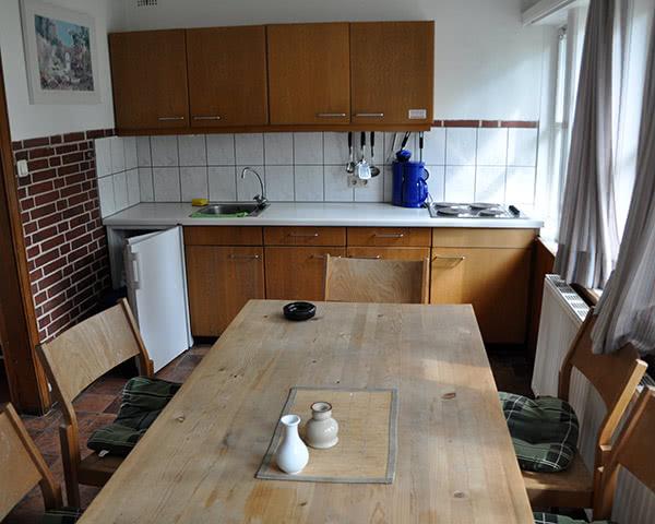Jugendfahrt Feriendorf Schneverdingen- Küche