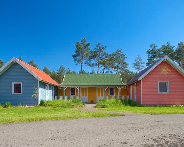 Gruppenfahrt Holiday-Camp Soltau- Unterkunft