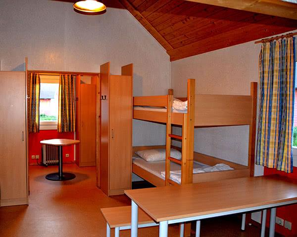 Abschlussreise Holiday-Camp Soltau: Zimmerbeispiel