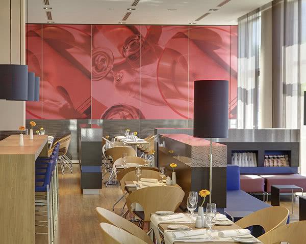 Schülerreisen InterCityHotel Leipzig: Restaurant