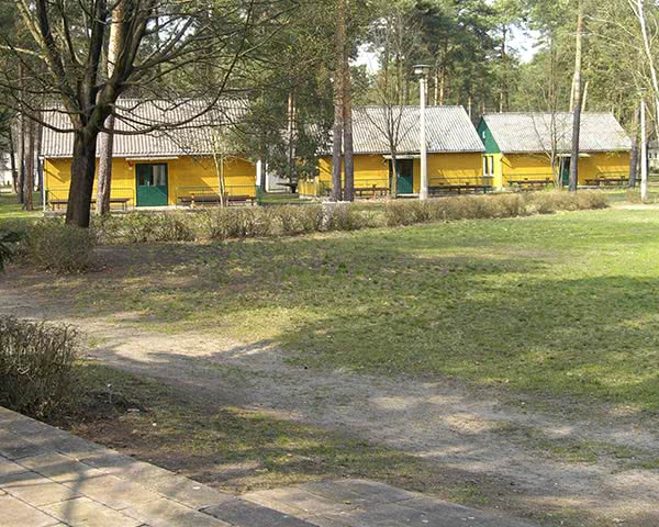 Klassenfahrten KIEZ Frauensee- Unterkunft Camp II