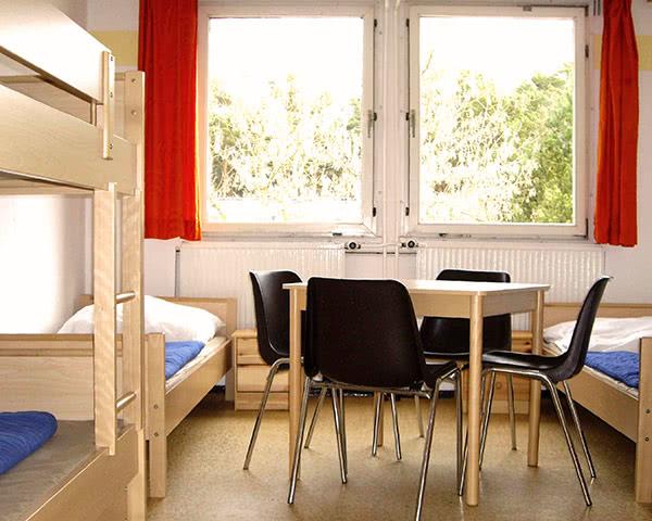 Abireisen KIEZ Frauensee: Zimmerbeispiel