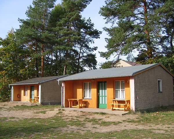 Studienfahrten KIEZ Hölzerner See- Unterkunft