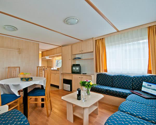 Studienfahrt Camping- und Ferienpark- Zimmerbeispiel