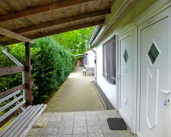 Kursreisen Forsthof Schwarz: Bungalow
