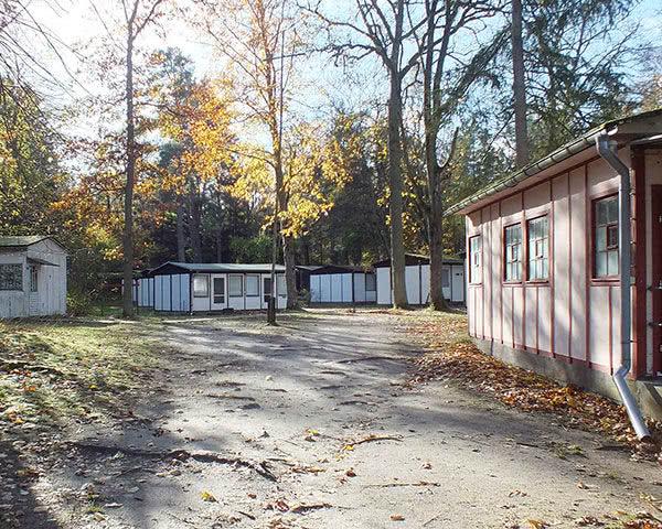 Naturcamp Lychen: Unterkunftsbeispiel Herbst