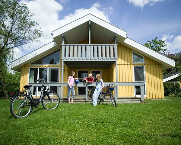 Jugendfahrt Ferienpark Mirow- Unterkunftsbeispiel