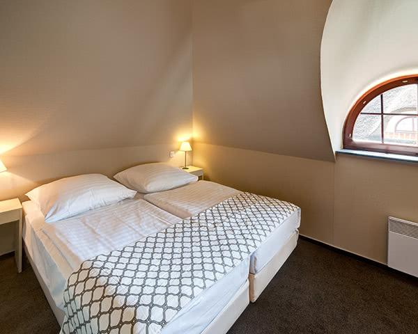 Kursreise Van der Valk Resort Linstow: Zimmerbeispiel