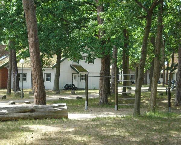 Schulfahrt Feriendorf Boltenhagen- Anlage