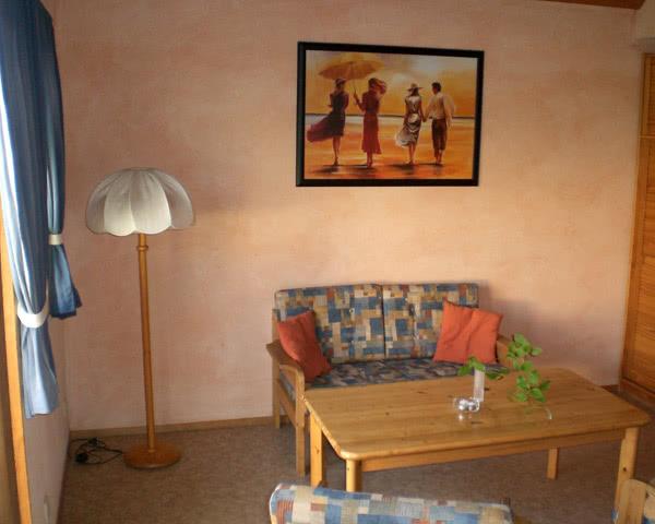 Klassenreisen Ferienpark Markgrafenheide: Wohnraumbeispiel