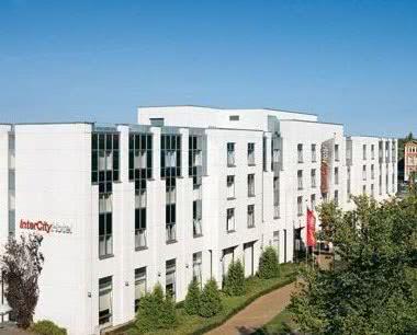 Klassenfahrt InterCityHotel Rostock- Außenansicht
