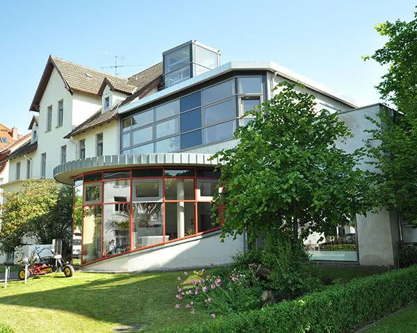 Gruppenreise Jugendgästehaus Kühlungsborn: Außenansicht