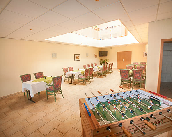 Sport- und Jugendhotel Schawi - Kicker