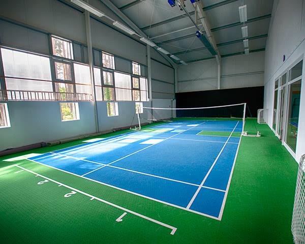 Sport- und Jugendhotel Schawi - Sporthalle