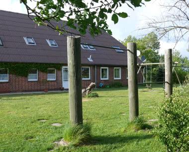 Schulfahrt Ferienhof Friedrichskoog: Unterkunftsbeispiel