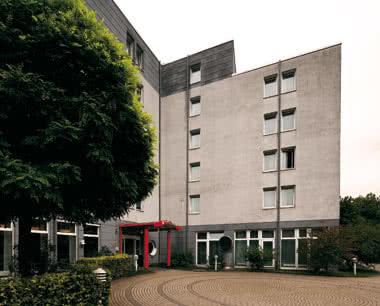Klassenreisen InterCityHotel Gelsenkirchen- Außenansicht