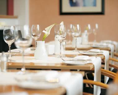 Schulfahrt InterCityHotel Gelsenkirchen: Restaurant