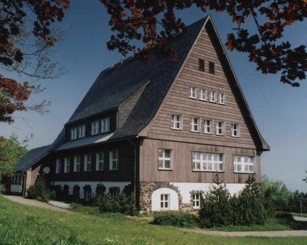 Kursfahrt Hotel Lugsteinhof Zinnwald- Außenansicht