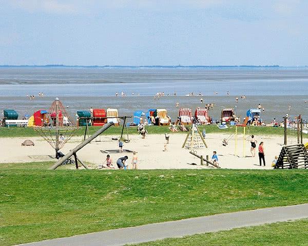 Jugendfahrt Center Parcs Nordseeküste- Strand