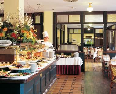 Schulreise Steigenberger Hotel Deidesheim: Buffet