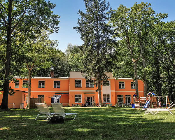 Schulfahrt Ferienpark Bernstern- Unterkunft