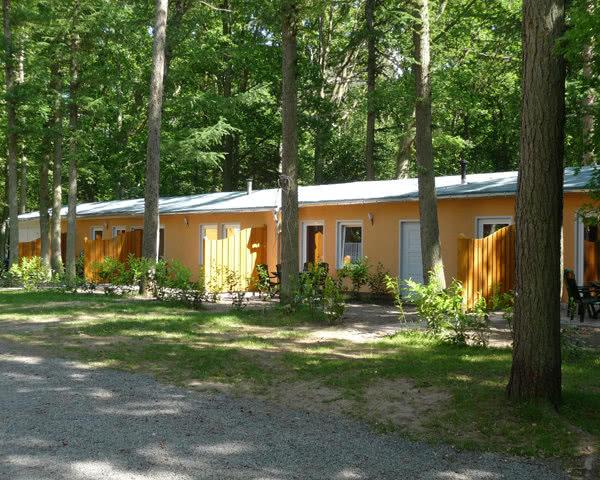 Schulfahrt Ferienpark Seestern- Unterkunft