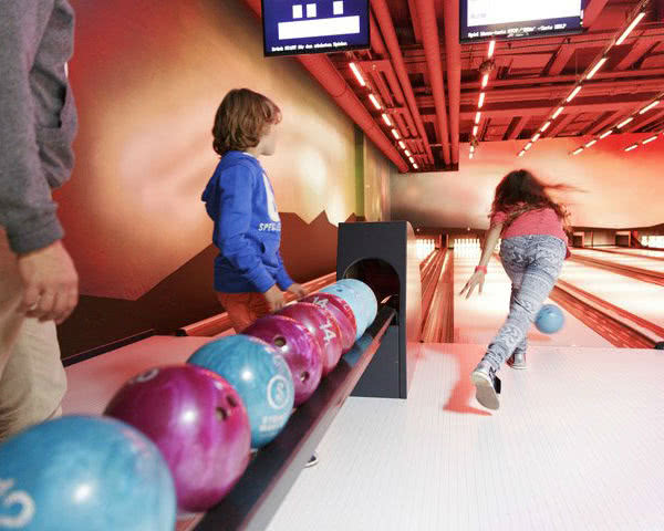 Schulfahrt Centerparcs Bostalsee- Bowling