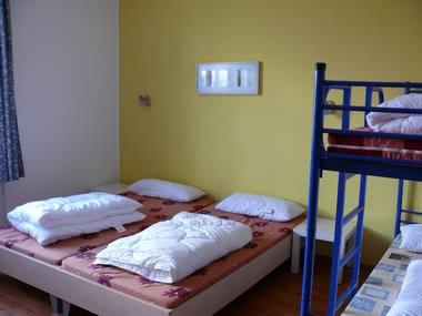 Zimmerbeispiel A&O Hostel