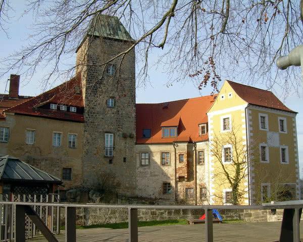 Kursfahrt Burg Hohstein- Unterkunft