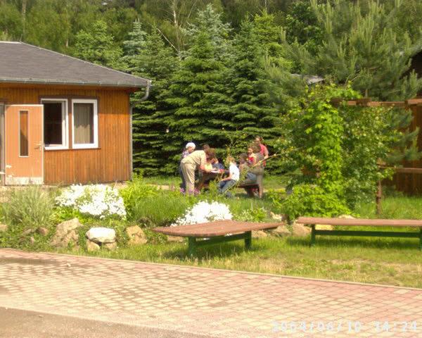 Klassenreise Jugenddorf ERNA- Unterkunft