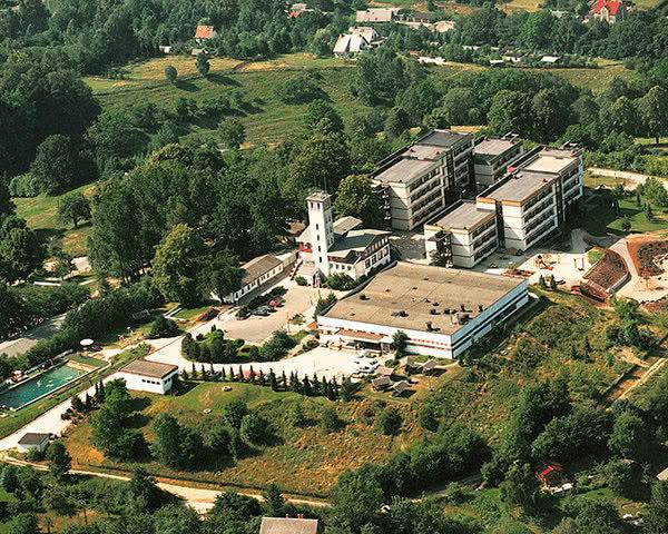 Jugendreise KiEZ Sebnitz: Luftbild