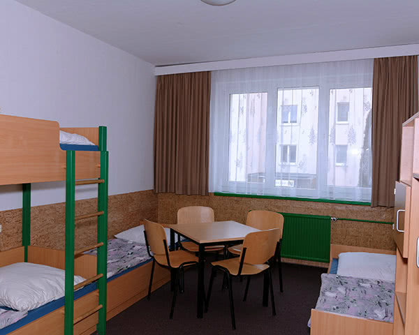 Gruppenreise KiEZ Sebnitz: Zimmerbeispiel