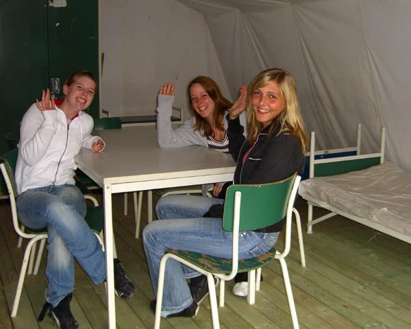 Kursreise Jugendcamp Grömitz: Unterbringungsbeispiel