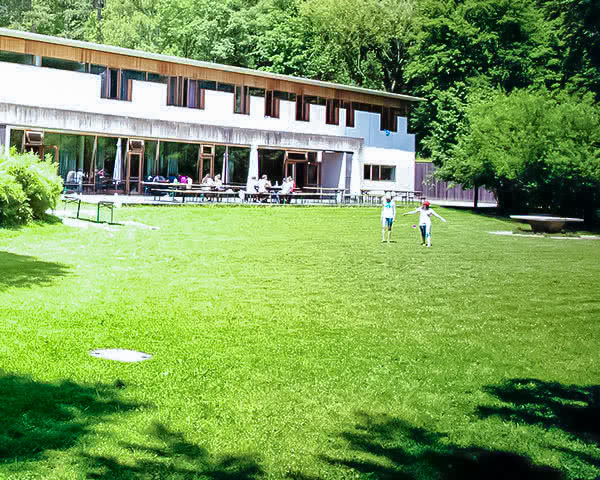 Gruppenreise Jugendherberge Possenhofen: Anlage