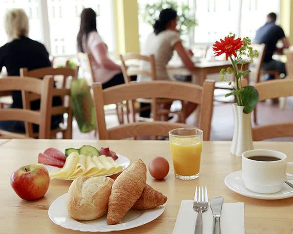 Gruppenreise A&O Hostel Stuttgart City: Frühstück