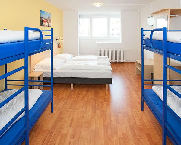 Klassenfahrt A&O Hostel Stuttgart City- Unterbringungsbeispiel