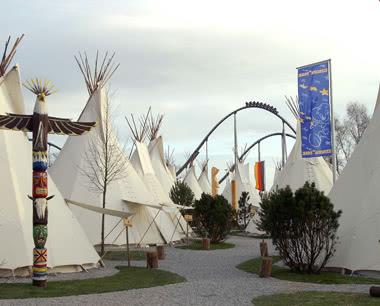 Klassenreise Camp Resort Rust- Tipidorf