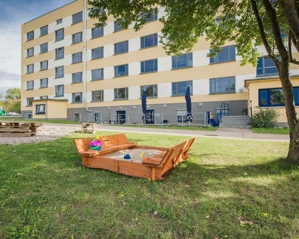Abschlussfahrt A&O Hostel Weimar- Garten