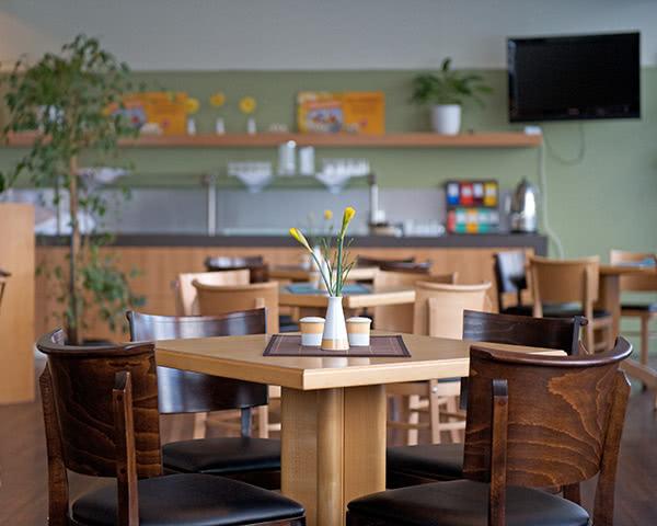 Schulreise Ibis Hotel Eisenach: Restaurant