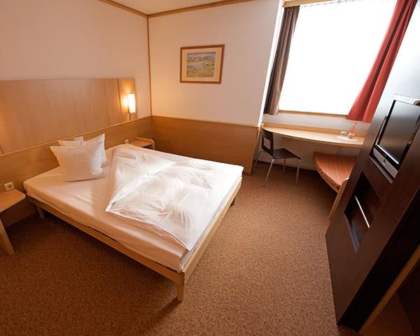 Klassenfahrt Ibis Hotel Eisenach- Zimmerbeispiel