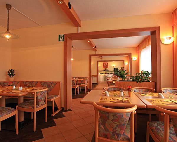 Abireise Comfort-Hotel Weimar: Restaurant