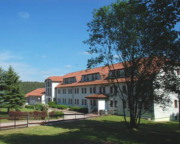 Abifahrt Seminar- & Ferienhaus HEYDA- Außenansicht