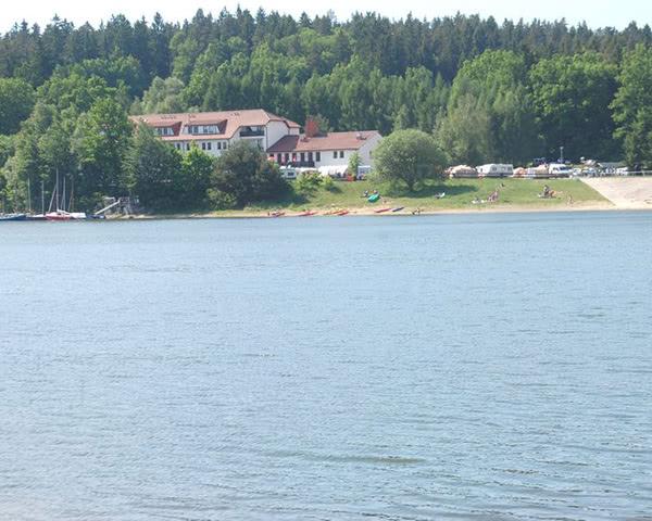 Schulfahrt Seminar- & Ferienhaus HEYDA- See