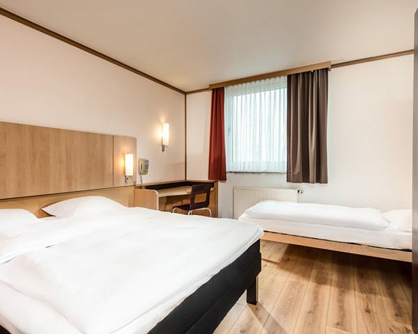 Gruppenfahrt Ibis Hotel Erfurt Ost- Zimmerbeispiel