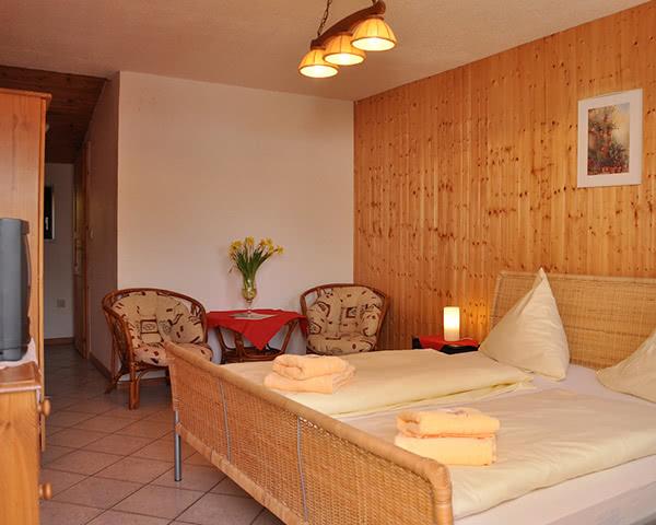 Gruppenfahrt Aktiv-Resort Reinsberg- Doppelzimmer2
